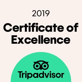 TripAdvisor Attestation d'Excellence