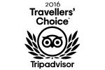 Badge TripAdvisor :